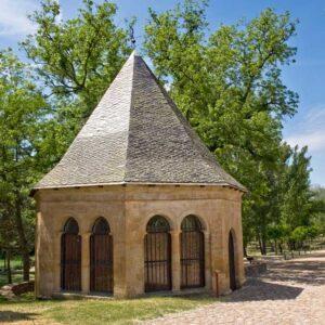 Ermita y parque de San Medardo